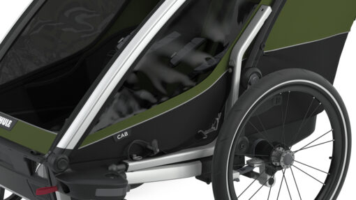 thule chariot cab store cykling