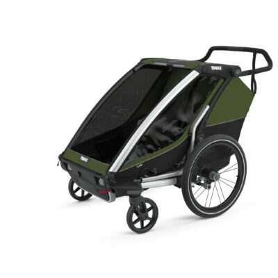 thule chariot cab cypress green
