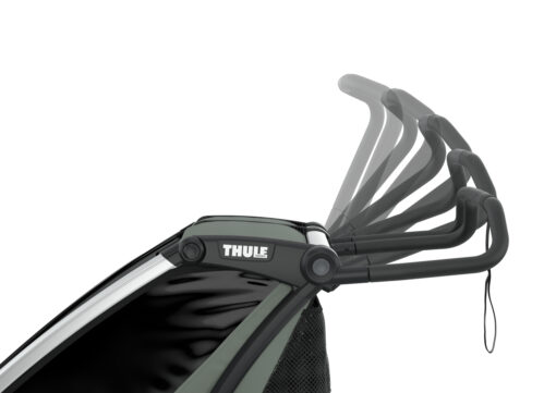 thule chariot lite agave reglerbart handtag