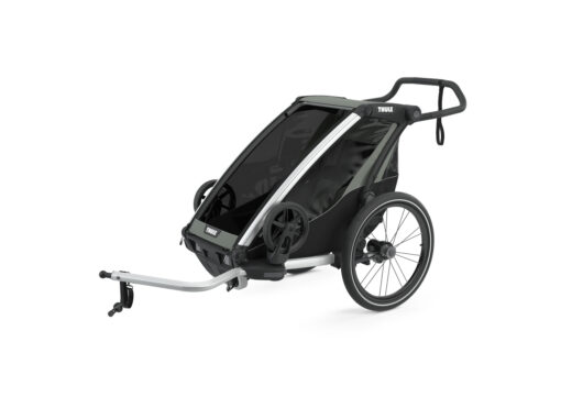 thule chariot lite agave cykelkit