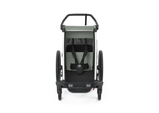 thule chariot lite agave interior