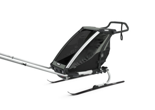 thule chariot lite agave skidvagn