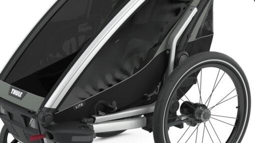 thule chariot lite agave hållare cykelkit