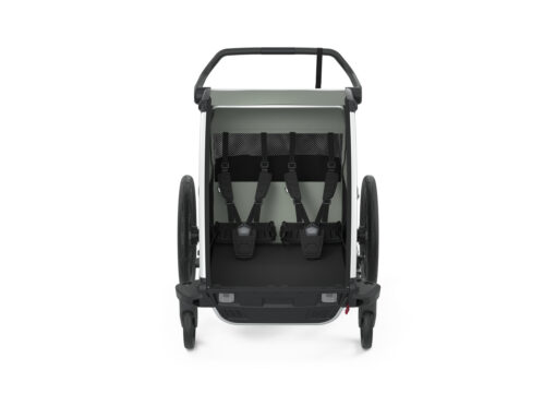 thule chariot lite 2 agave interior