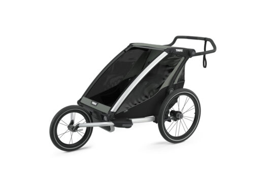 thule chariot lite 2 agave jogging kit