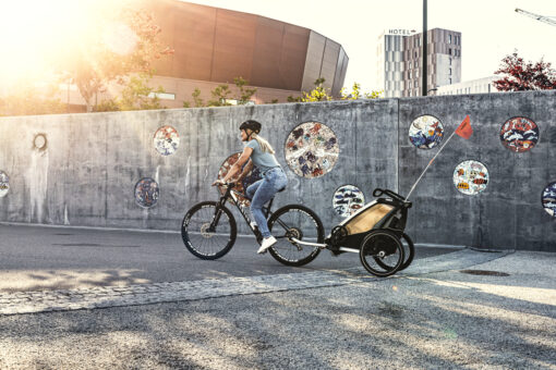 thule chariot lite cykelvagn