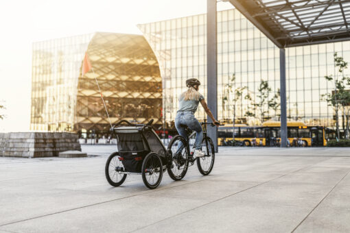 thule chariot lite agave 2021 cykel