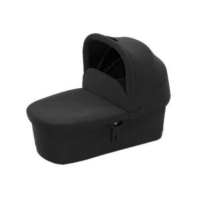 thule urban glide bassinet black
