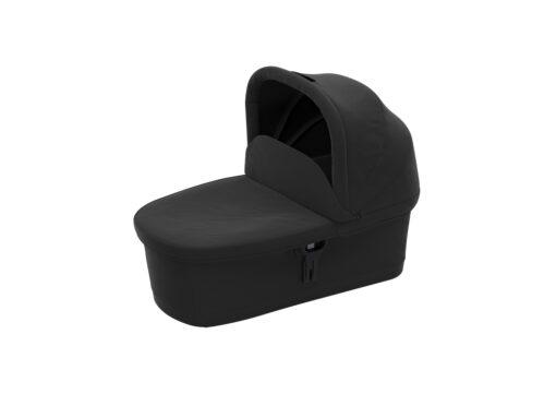 thule urban glide bassinet black