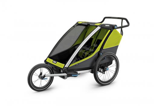 thule chariot cab med joggingkit