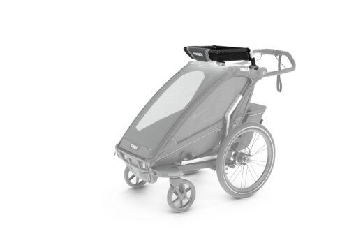thule chariot cargo rack