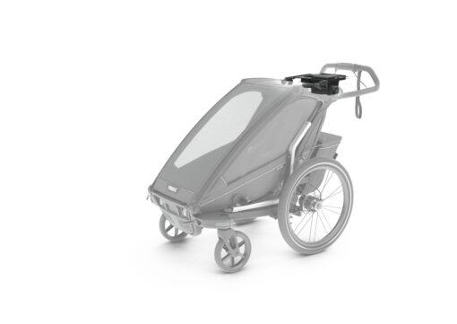 thule chariot organizer sport installerad