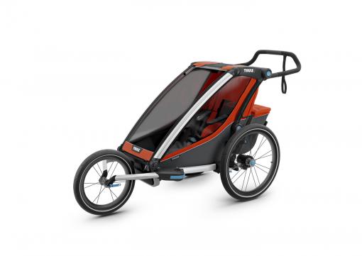 thule chariot cross med joggingkit