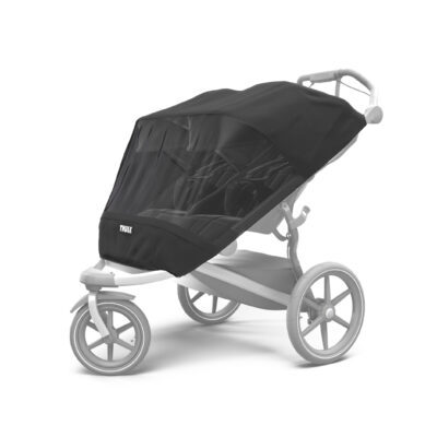 thule urban glide 2 double mesh cover myggnät