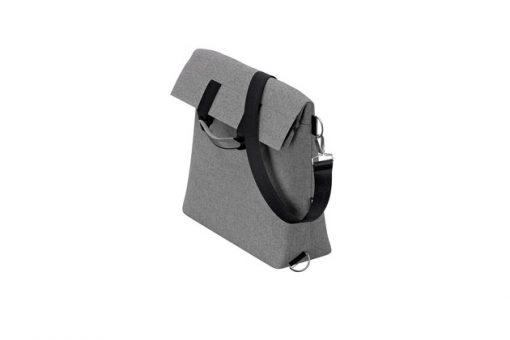 thule sleek changing bag grey melange