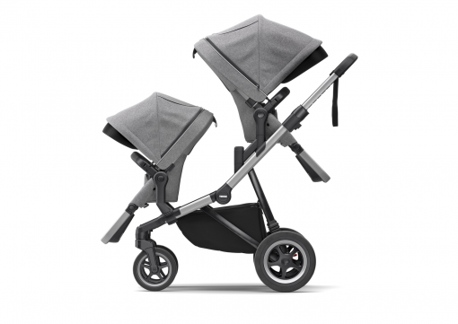 thule sleek duo sittdelar