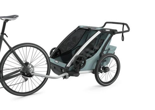 thule chariot cross 2 alaska cykelvagn
