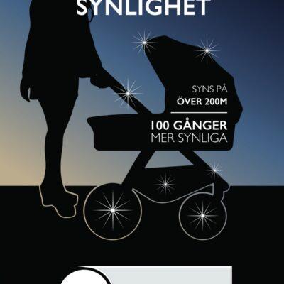 pogu reflexer barnvagn