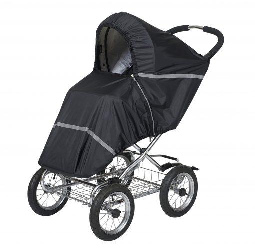 regnskydd tullsa barnvagn