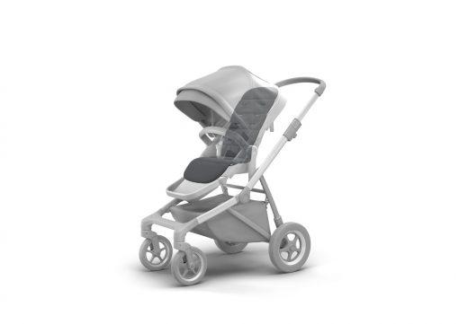 thule dyna sittdel barnvagn