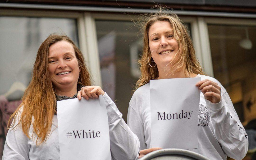 White Monday – schyssta affärer