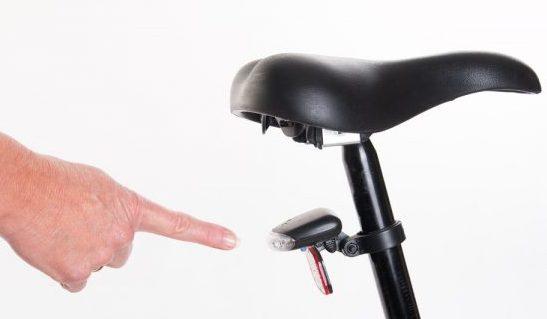 Angelica tipsar – cykellysen på barnvagnen!