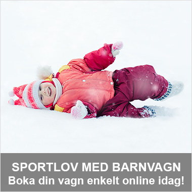 Thule Sleek paket Åre Barnvagnar