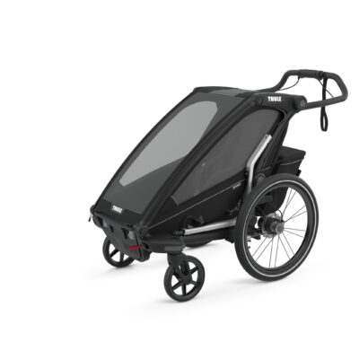 thule chariot sport midnight black