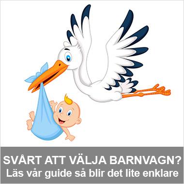 Guide - Att välja barnvagn