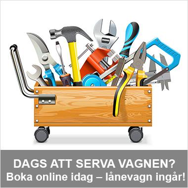 Barnvagns service boka enkelt online