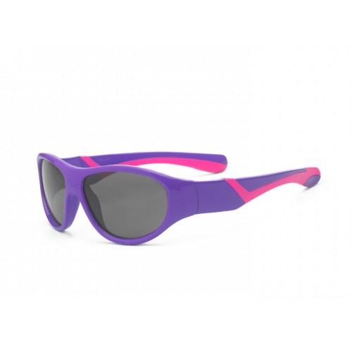 real shades discover solglasögon lila rosa 4 år
