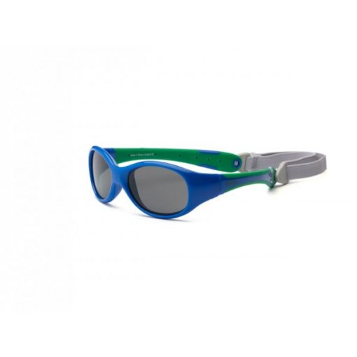 real shades solglasögon med bandgröna