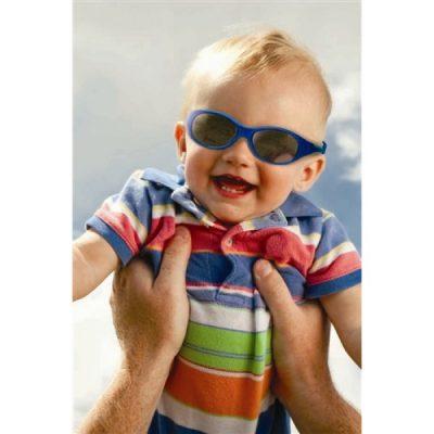 barn med real shades explorer solglasögon