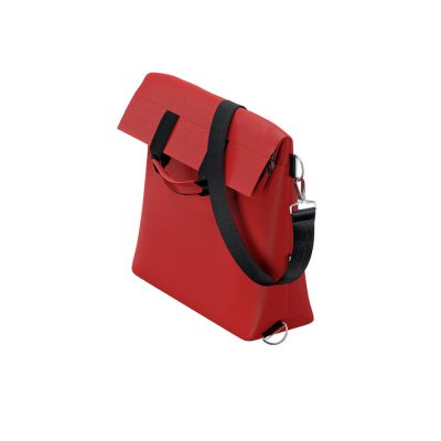 thule changing bag energy red