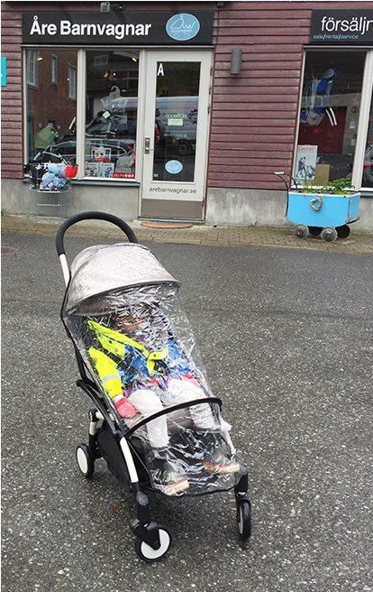 Babyzen yoyo+ hos Åre Barnvagnar