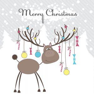 God jul – julren