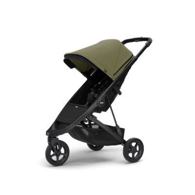 thule spring black olive green