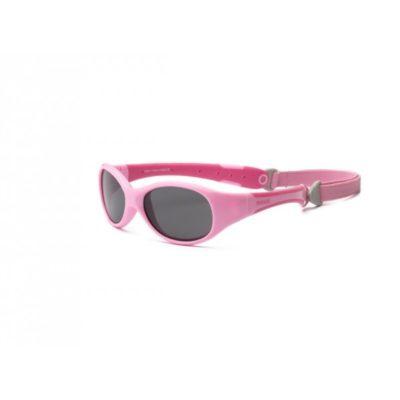 reall shades solgklasögon baby rosa