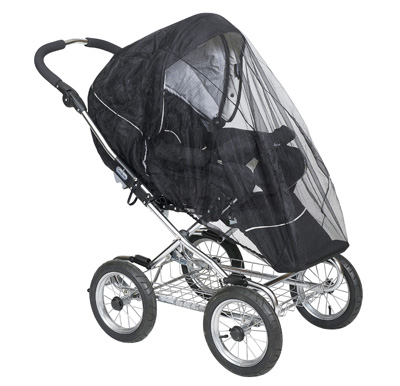 tullsa myggnät barnvagn