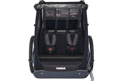 thule coaster xt black interior