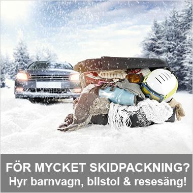 Hyra barnvagn i Åre