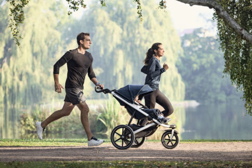 thule urban glide jogging