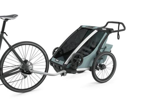 thule chariot cross alaska cykling