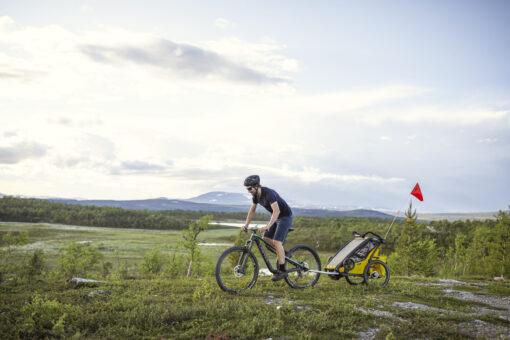 thule chariot cykelkit 2021