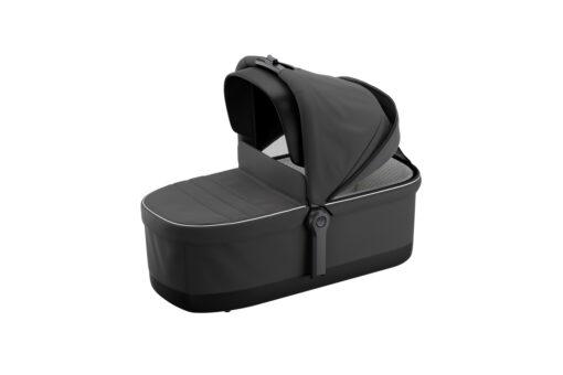 sleek bassinet shadow grey sufflett