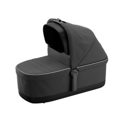 thule sleek bassinet shadow grey
