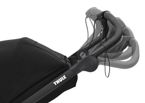 thule urban glide 2 black on black reglerbart handtag
