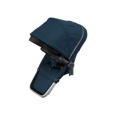 sleek sibling seat navy blue