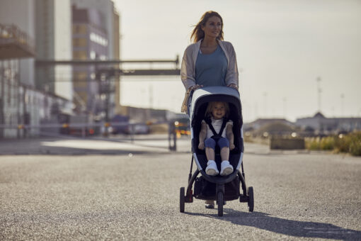 thule spring barnvagn
