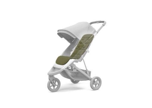 thule seat liner olive green dyna till barnvagn